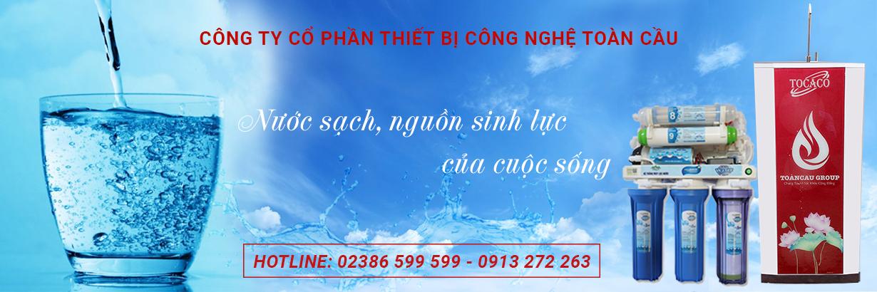 Xử lý nước thải sinh hoạt tại Vinh - Nghệ An