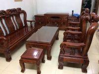 Bàn Ghế Phòng Khách Giả Cổ Giá Rẻ Tại Hà Nội