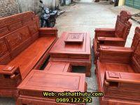 Các mẫu sản phẩm làm từ gỗ Hương Đá