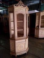 tủ rượu gỗ gụ lào 60*