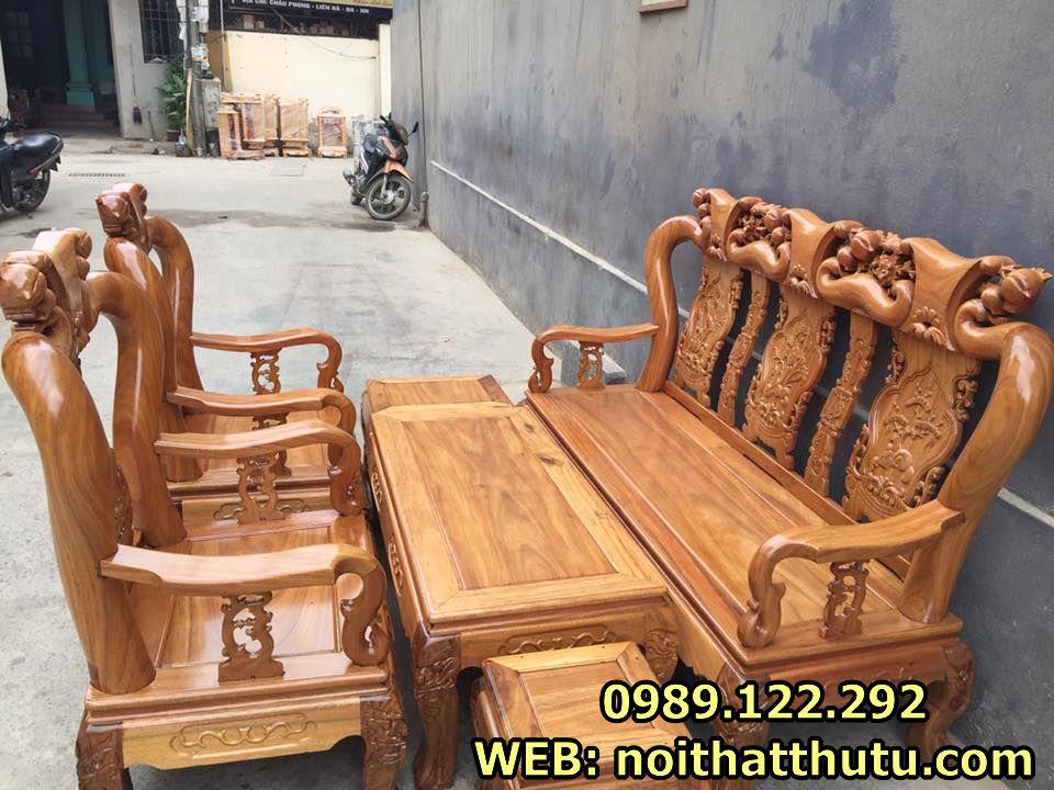 Bộ Bàn Ghế Lim Đào Cột 10_result