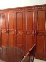 Tủ quần áo 5 buồng gỗ xoan đào