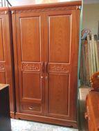 Tủ 2 buồng gỗ xoan đào