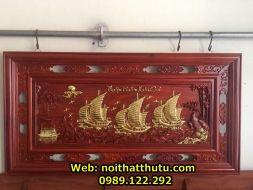 Tranh Thuận Buồm Xuôi Gió 1m17* 2m37