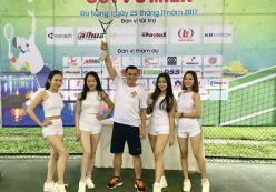Hoangnguyencctv.com tham dự giao lưu Tennis CCTV 3 miền tổ chức tại Đà Nẵng ngày 25/11/2017