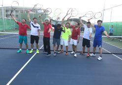 hoangnguyencctv.com giao hữu tennis nghệ an, thái bình, nam định, Hà nội tại TP Nam Định