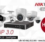 Camera IP Hikvision H.265+ EasyIP 3.0 có gì HOT?