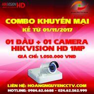 Khuyến mại Hikvision sốc tháng 11