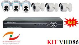 KIT VHD86
