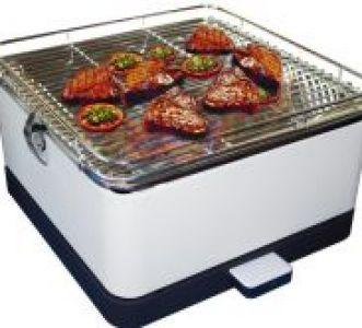 7 mẫu bếp nướng than không khói 2017 đang được ưa chuộng nhất hiện nay