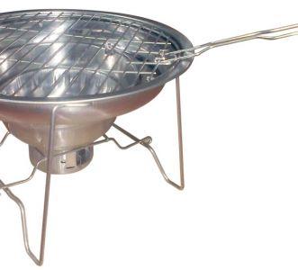 Bếp nướng than hoa tiện lợi cho quán nướng vỉa hè