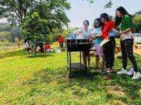 Những lợi ích của bếp nướng than hoa ngoài trời