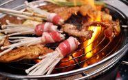 Bếp lẩu nướng không khói vừa tiện lợi lại kinh tế khi sử dụng trong gia đình