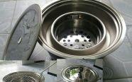 Điện máy Bình An cung cấp bếp nướng than âm bàn cho nhà hàng