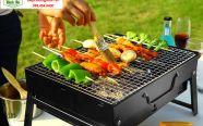 Bếp nướng than ngoài trời loại nào tốt nhất? LH 098454840