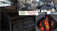 Nên dùng than gì cho bếp nướng than không khói?