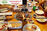 Top 3 bếp nướng không khói nhà hàng giá rẻ