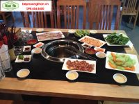 Bếp nướng than hoa Đồng Nai giá rẻ