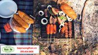 Loại bếp nướng than nào phù hợp với đi dã ngoại?