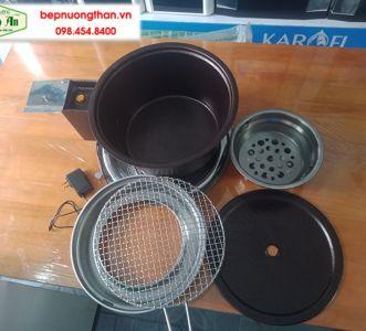 Dòng bếp lẩu nướng than đang được ưa chuộng nhất hiện nay
