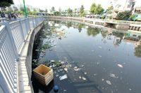 Sông hồ ở Hà Nội đang bị ô nhiễm nghiêm trọng