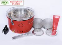 Bếp nướng than không khói cao cấp