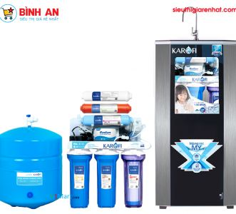 Nhà máy sản xuất máy lọc nước Karofi Việt Nam