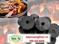 kinh nghiệm nhóm than cho bếp nướng không khói