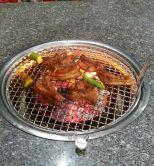lò nướng than âm bàn không khói