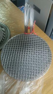 vỉ nướng bếp than âm bàn