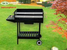 Bếp nướng than ngoài trời CK350