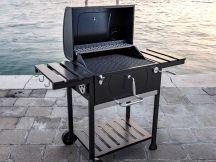 bếp nướng than ngoài trời BBQ