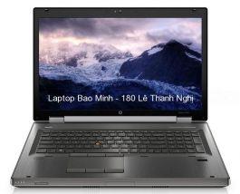 "HP EliteBook 8760W i7*2820QM/8G/500G/ 17.3"""
