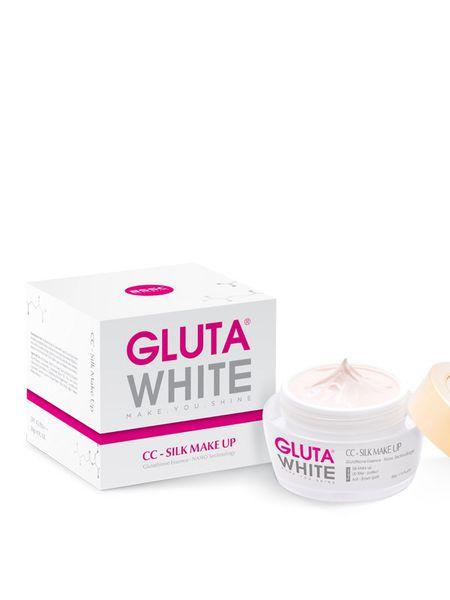 KEM TRANG ĐIỂM CC NHUNG LỤA GLUTA WHITE - GW05