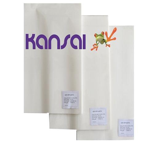 Giấy  ép  Plastic  Kansai  khổ  CP12  (31 x 47cm)