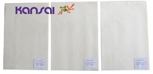 Giấy  ep  plastic  khổ  20 x 25  (CP5) - 35mic