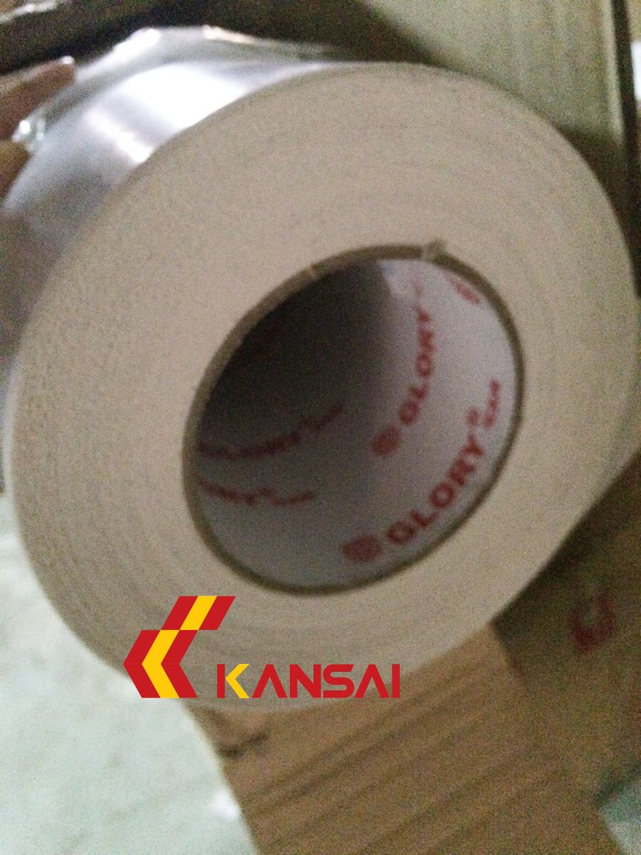 Decal trong in mực dầu - 220gsm