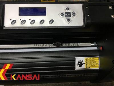 Hướng dẫn sử dụng và chạy máy Kansai Liyu KS 720