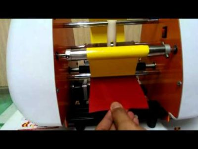 Video hướng dẫn sử dụng máy in Ruy băng video 3