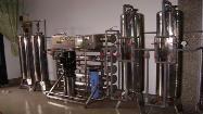 Xử lý nước tinh khiết chế biến thực phẩm