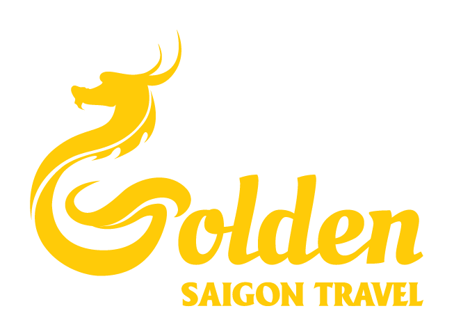 LOGO GOLDEN SAIGON TRAVEL