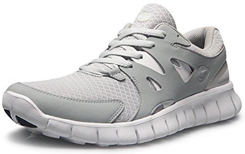 giày tesla Xám TLX018