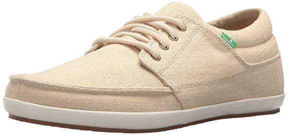 Giày Sneakers SANUK USA Big Size Nâu Vàng  HT002