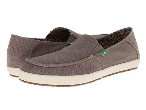 Giày Vải SANUK USA Big Size Nam Xỏ Nâu