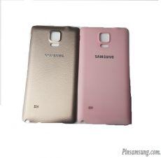Nắp lưng Galaxy Note 4 màu gold, hồng chính hãng