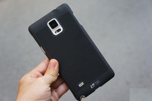 Ốp lưng tản nhiệt Loopee Galaxy Note 4 chính hãng