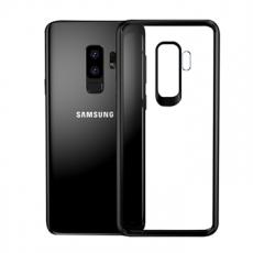 Ốp lưng trong viền màu Galaxy S9 Plus hiệu iPaky