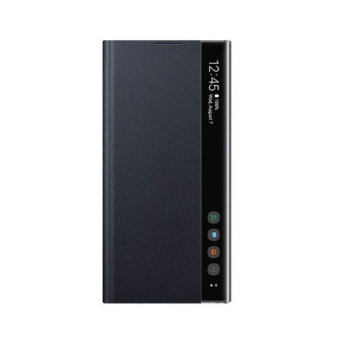 Bao da Clear view Galaxy Note 10 chính hãng, siêu đẹp