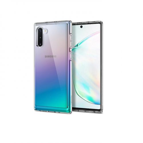 Ốp lưng Galaxy Note 10 Spigen Ultra Hybrid trong suốt, chống sốc