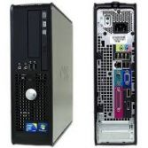 DELL OPTIPLEX 780-CORE 2 DUo-4GB-HDD  250GB